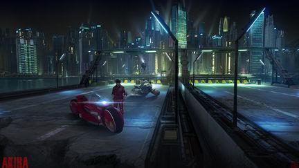 Akira concept art