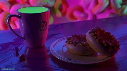 doughnut aesthetics