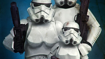 A Stormtrooper Portrait