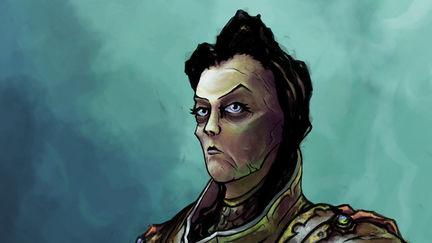 Lady Iraz