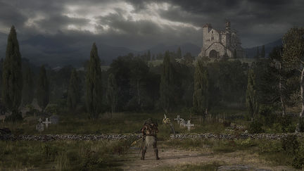 Dante's Inferno Environment Still 04