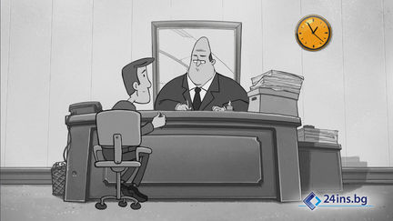 24ins : ANIMATED COMMERCIAL
