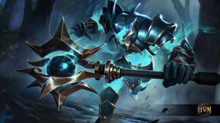 Heroes of Newerth - Wraith King