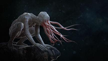 H. P. Lovecraft's Moonbeast