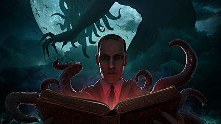 Lovecraft, The Fear From Beyond
