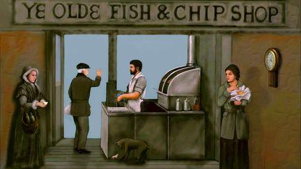 Ye Olde Fish & Chip Shop