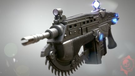 Lancer Assault Rifle