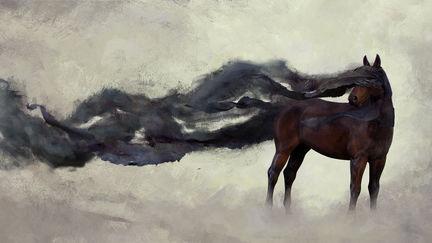 Ethereal Stallion