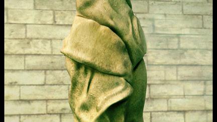 Recreation of Nike of Samothrace