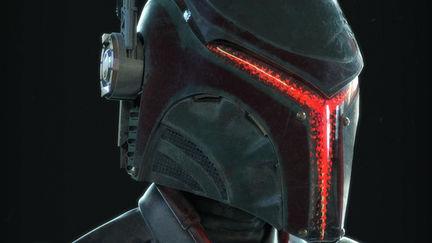 Star Wars Reimagined | Robo Fett Portrait