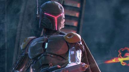 Star Wars Reimagined | Robo Fett