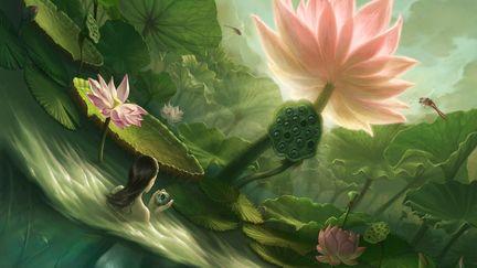 Lotus Favour
