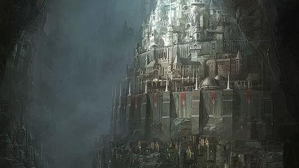 Netherworld Archipelago - the Capital
