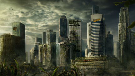 The Destroyed City