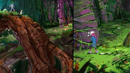 Unused Game Concept