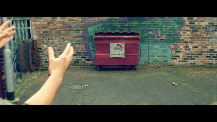 Dumpster Crushing Superpowers!