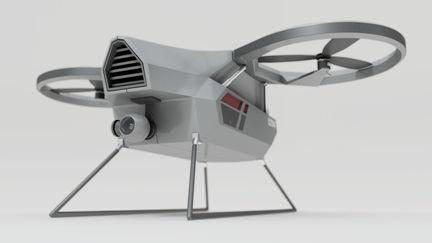 Semester 1 Project - Drone Promo