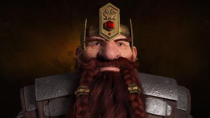 King Dwarf