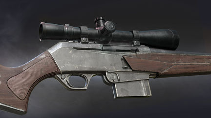 BAR Mk3 Rifle