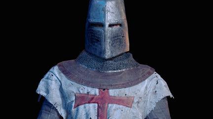 Crusader Knight PBR