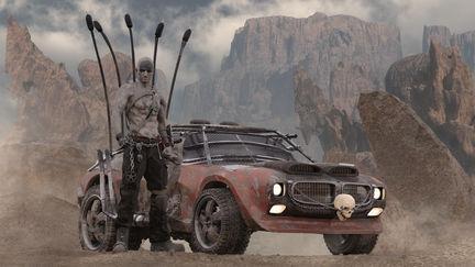 Mad Max: War Boy
