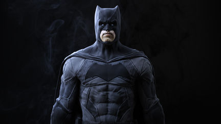 The Batman - 3D Sculpt