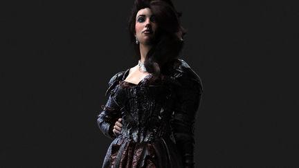WIP - Victorian Dress