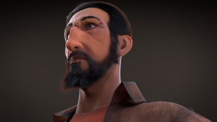 André - Short Film Character Final