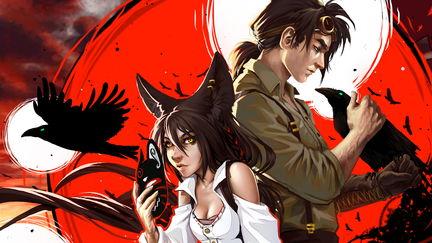 Ravens-Foxes