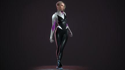 Gwen Stacey (Spider Gwen)