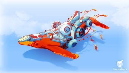 Whale concept 01