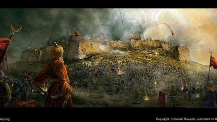 Eger's Battle