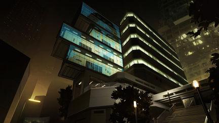 Deus Ex Human Revolution Concept arts and Paintovers