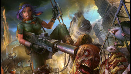Zombie Busters