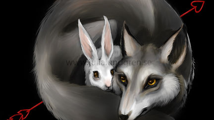 The wolf and the Hare