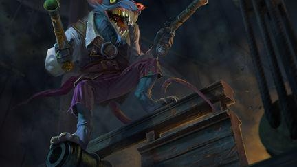 Pirate Twitch
