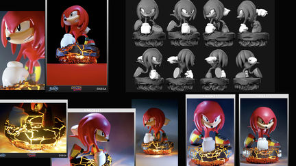 Knuckles! - Exclusive Variant