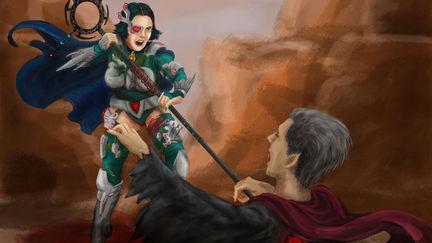 Profession: Vampire Hunter revision