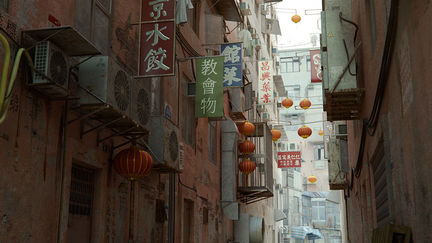 Kowloon Alley