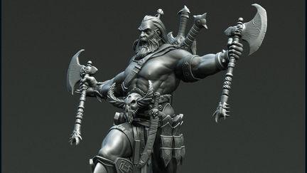 Diablo3 fan art