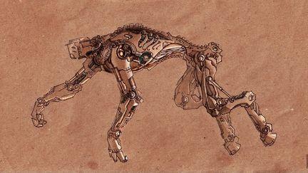 biomechanical runner