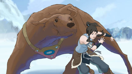 Legend of Korra fanart