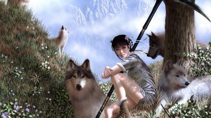 Scythe Wolf