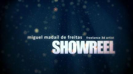 3D Showreel - Miguel Madaíl de Freitas