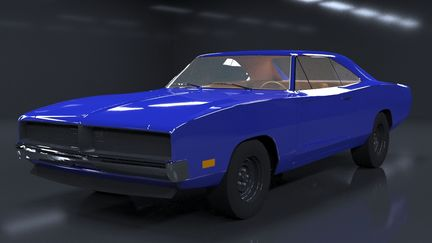 1969 Charger (almost)