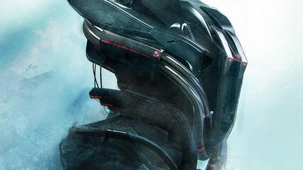 """Red Eagle"" Soldier Helmet Concept"