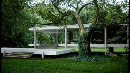 Mies van der Rohe Farnsworth House