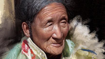 the Tibetan in China