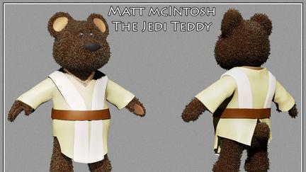 Jedi Teddy