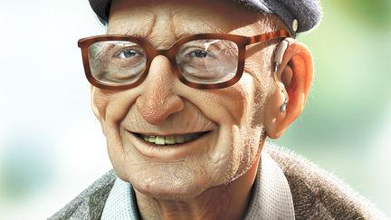 Muriel's Husband Portrait